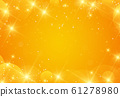 抽象的金色闪闪发光的背景与模糊点 61278980