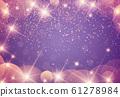 抽象的金色闪闪发光的背景与模糊点 61278984