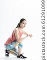 女運動服肖像 61291099