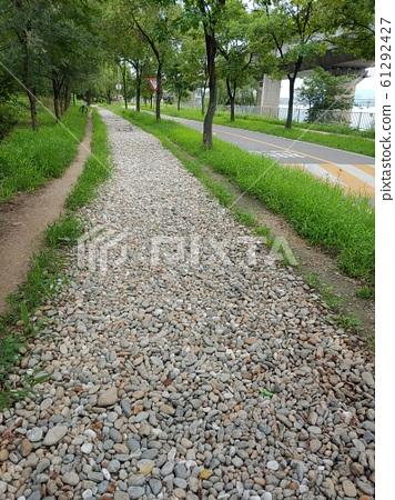 한강 산책길 61292427