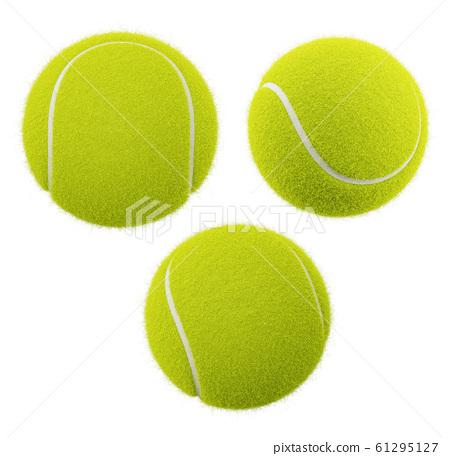 Set of tennis balls 61295127