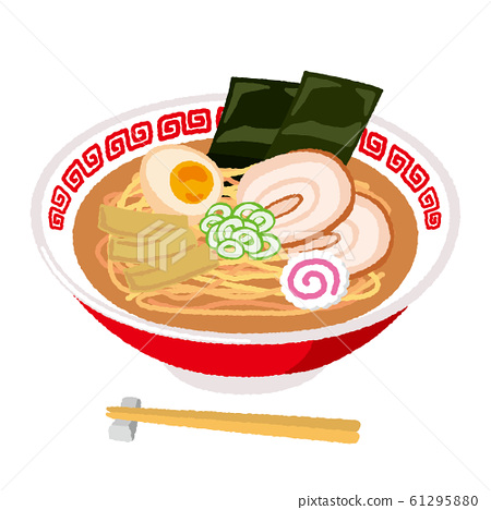 紫菜拉麵的插圖 61295880