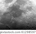 Moon surface crater 61298597