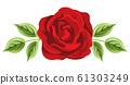 ดอกกุหลาบ 61303249