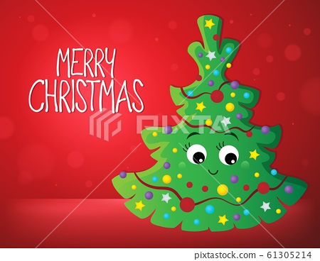 Merry Christmas composition image 1 61305214