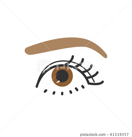 眼睛 61319357