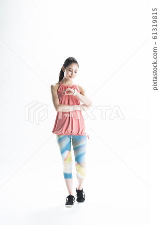 女運動服肖像 61319815