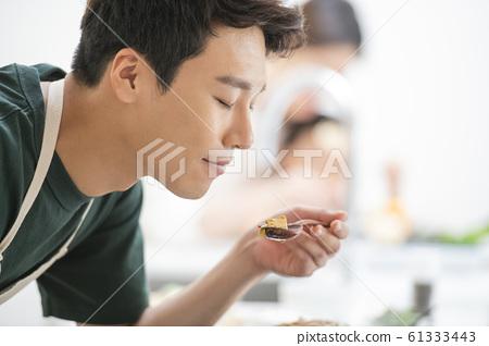 가족 식사 61333443