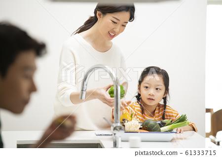 가족 식사 61333715