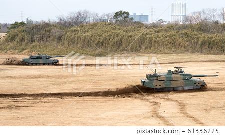90型和10型坦克 61336225
