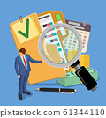 Audit and Tax Banner 61344110