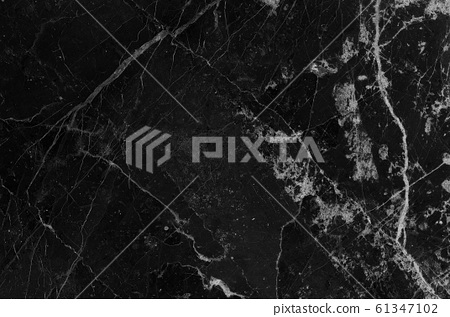 Black and white marble natural background  61347102