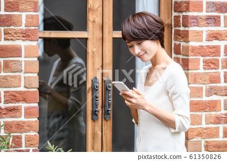家庭主婦智能手機戶外智能手機 61350826
