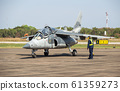 Aircraft Director Alpha Jet  onto a Udon Thani 61359273