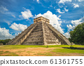 El Castillo, Temple of Kukulcan, Chichen Itza, 61361755