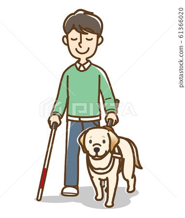 導盲犬吧台把手白藤 61366020
