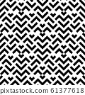 Abstract geometric pattern with stripes, lines. 61377618