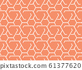 Abstract geometric pattern. A seamless vector 61377620