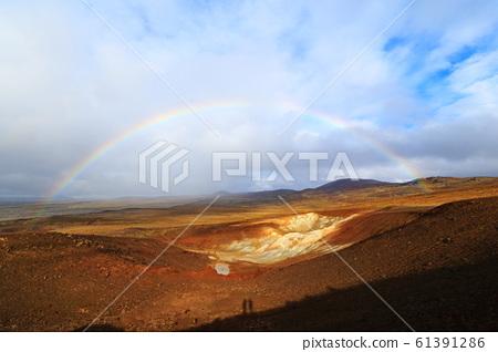 冰島  彩虹 Iceland 61391286