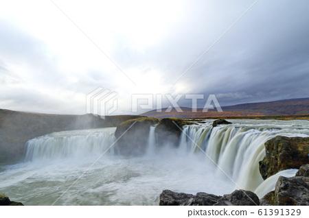 冰島 眾神瀑布 Iceland Godafoss 61391329