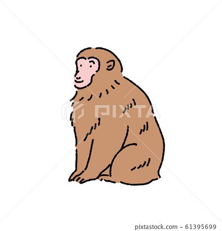 日本獼猴圖 61395699