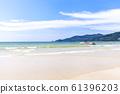 Beach coast 61396203