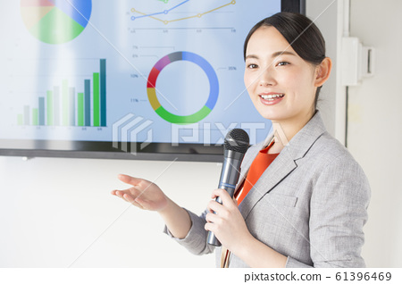 商業女性辦公室研討會 61396469