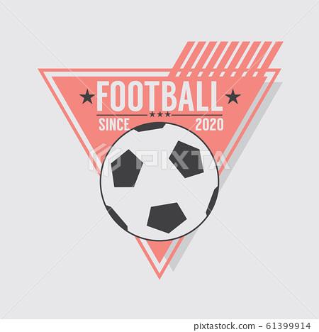 2020 Soccer Or Football Champions Badge Vector Illustration 61399914