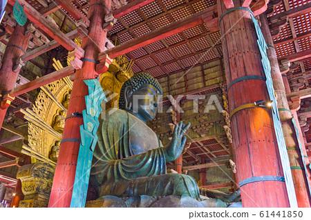 The Great Buddha of Nara, Japan 61441850