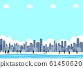 海灘城市景觀 61450620