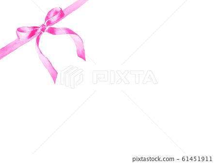 功能區圖水彩可愛粉紅色 61451911