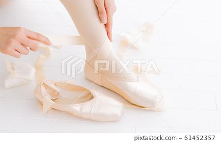 芭蕾舞 61452357