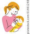 哺乳期图 61461248