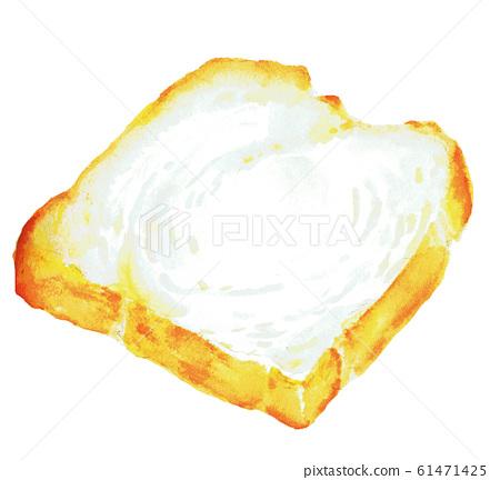Bread mountain type 61471425