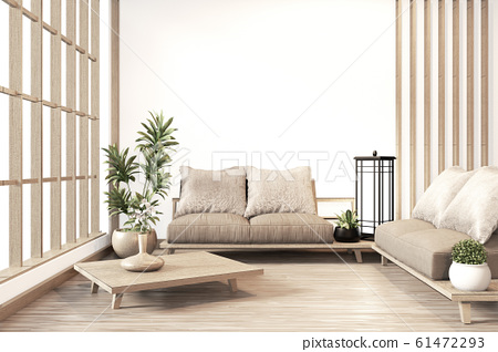 Interior Design Zen Modern Living Room, Zen Living Room