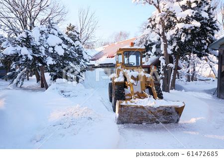 Tire shovel 61472685