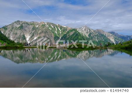 Happoike and Mt. Hakubama 61494740