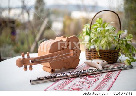 長笛和陶笛的表 61497842
