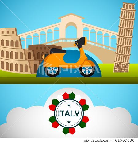 Travel to Italy 61507030