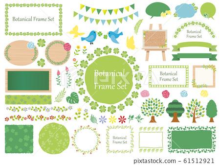 組植物框架 61512921