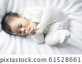 baby boy 6 month in bedroom 61528661