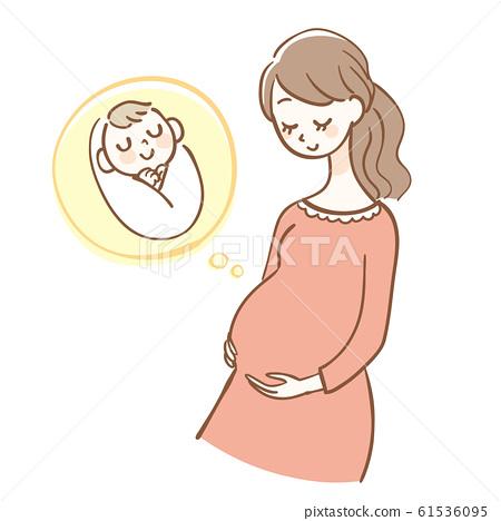 孕妇宝宝 61536095