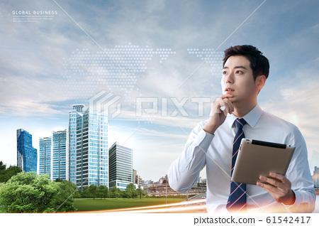 Business visual 005 61542417