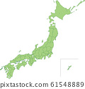Japan map_by prefecture 61548889