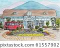 JR Hagi station building 61557902