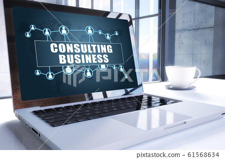 Consulting Business 61568634