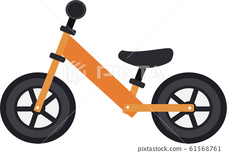 Illustration material tricycle bicycle vehicle children playground equipment vector 61568761