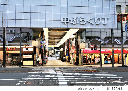 Burakuri-cho Wakayama City Shopping Street 61573914