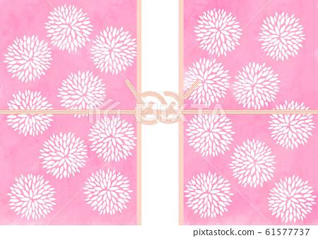 Noshi paper abalone knot 61577737