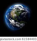 The Earth Planet 61584403